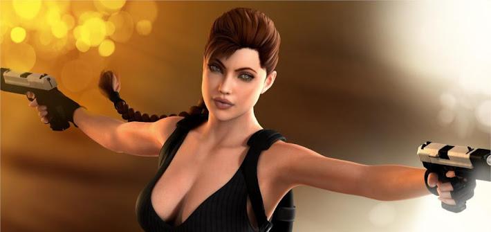Stop Jolie, ecco chi sarà la nuova Lara Croft