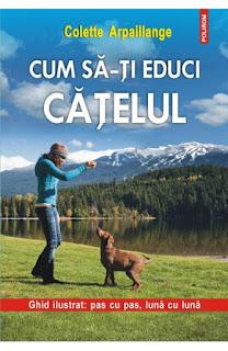 Cumpara de aici aceasta carte care te invata cum  sa-ti educi catelul
