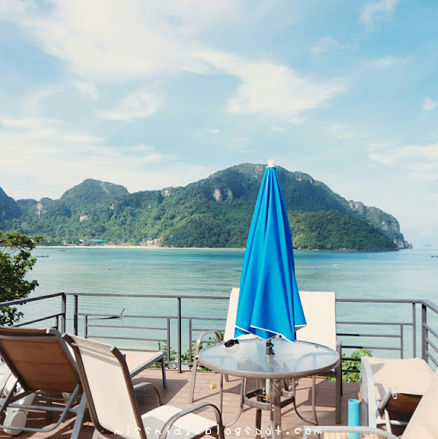 pengalaman menginap di the cobble beach hotel phi phi island