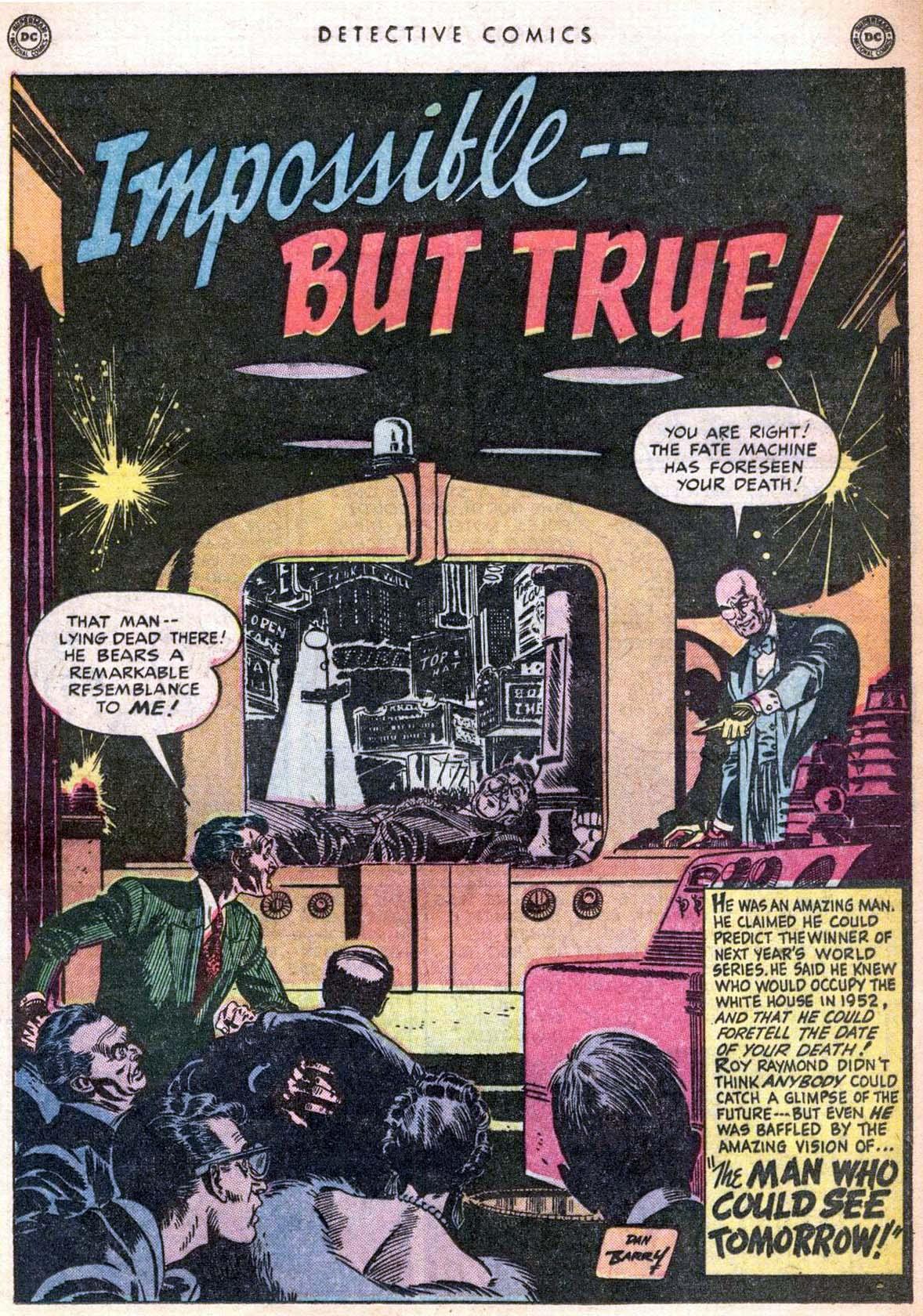 Detective Comics (1937) 157 Page 16