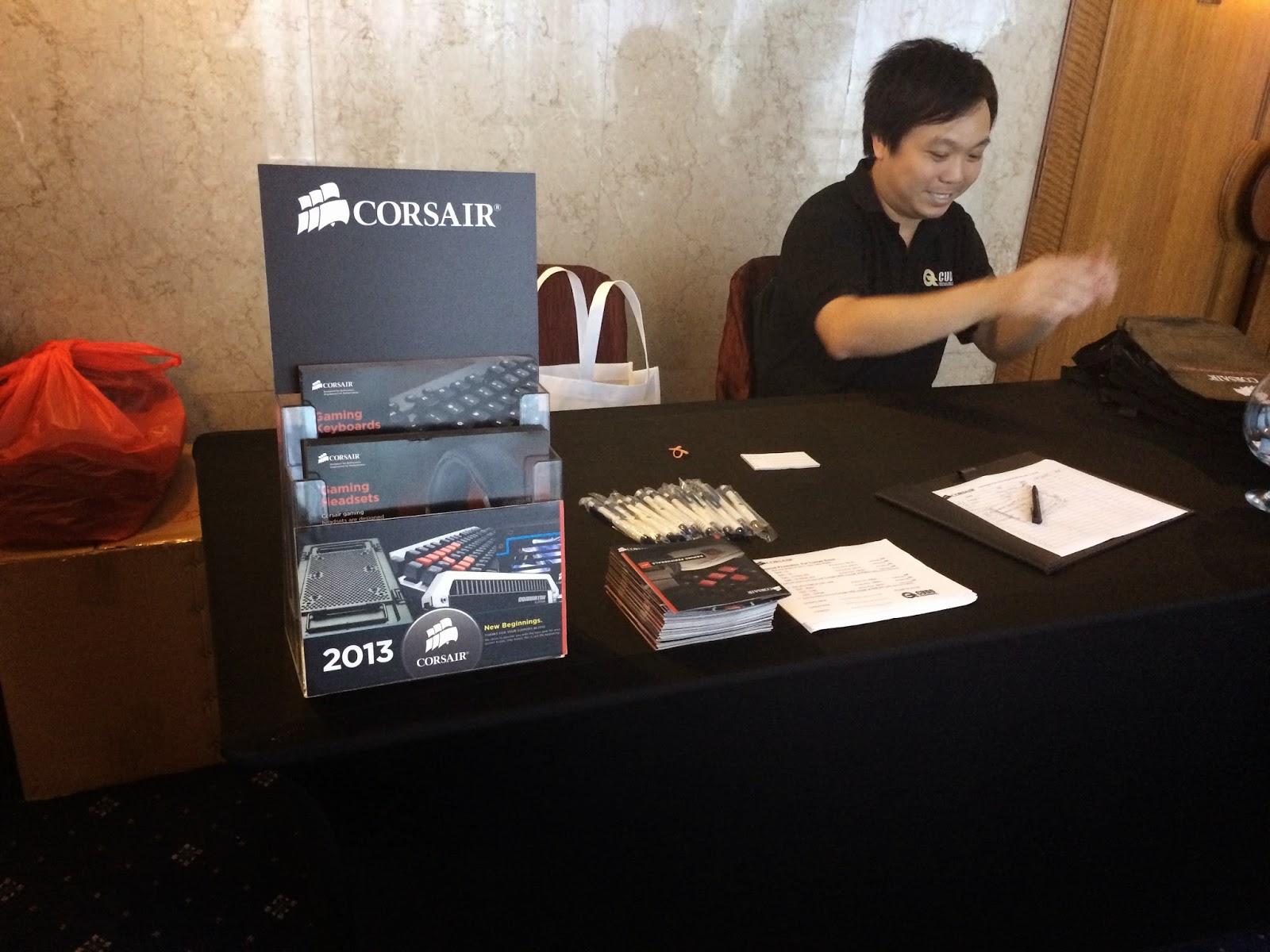 Coverage of Corsair Event @Melia Kuala Lumpur 2