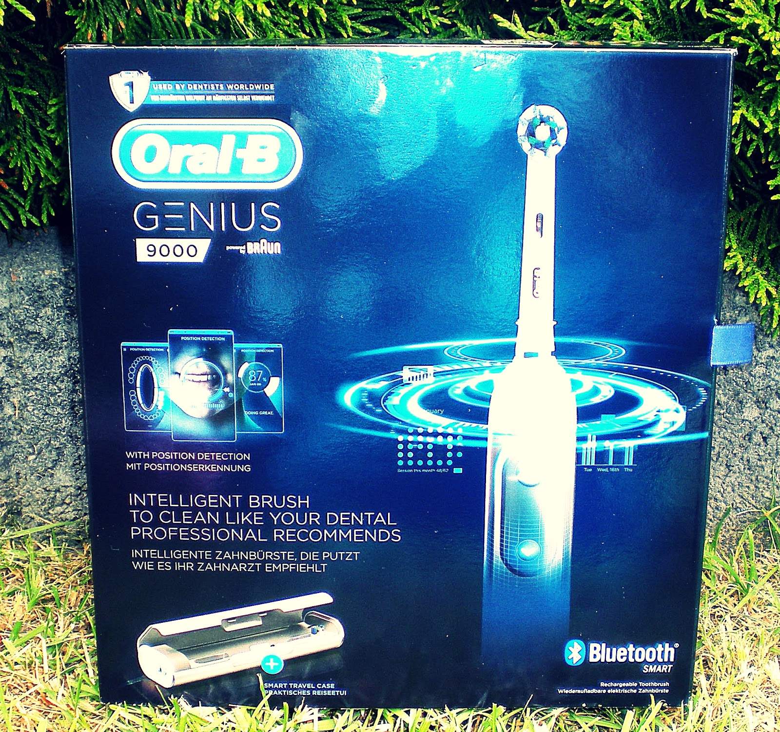 Szczoteczka Oral-B Genius 9000