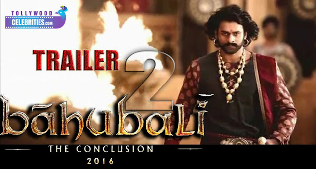 Baahubali-2 Trailer Date Released !