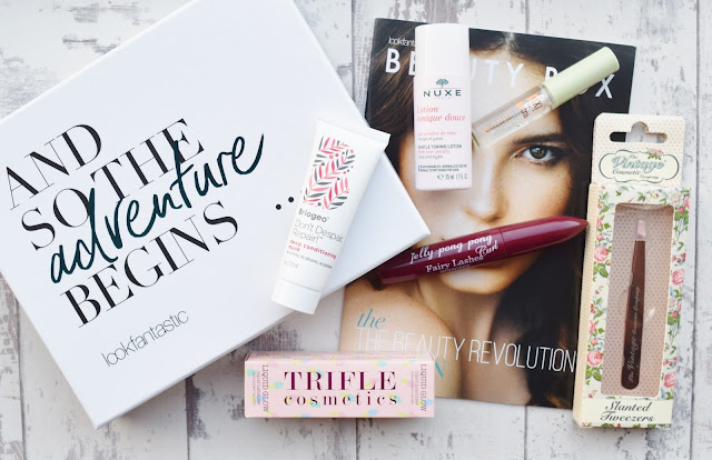Look Fantastic January 2017 Beauty Box
