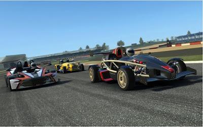 Real Racing 3 MOD APK Offline