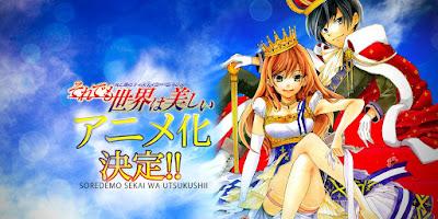 Download Insert Song Soreemo Sekai wa Utsukushii