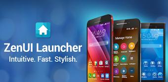ZenUI Launcher da Asus para seu Smartphone
