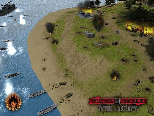 Download Sudden Strike IWOJIMA Game PC Ringan1