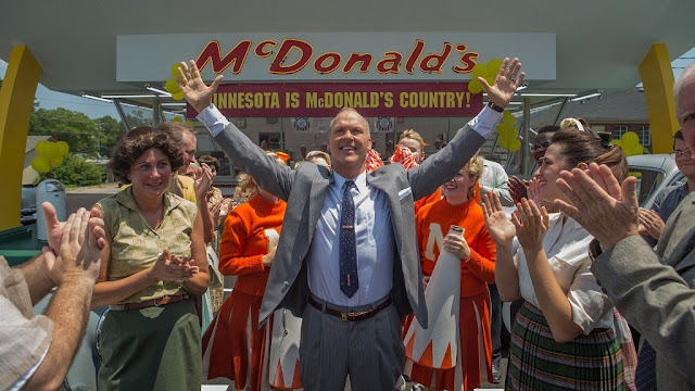 Biopics: From Jesus and Shakespeare to McDonald's
