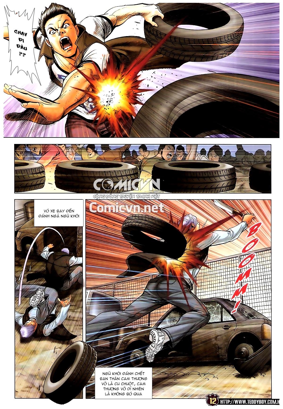 Người Trong Giang Hồ chapter 1703: lịch sử trùng diễn 4 trang 10