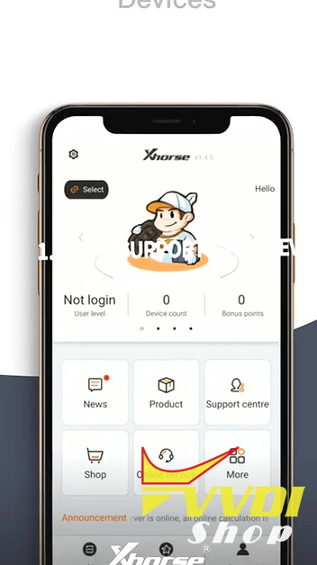 bind-vvdi-tools-on-xhorse-app-1