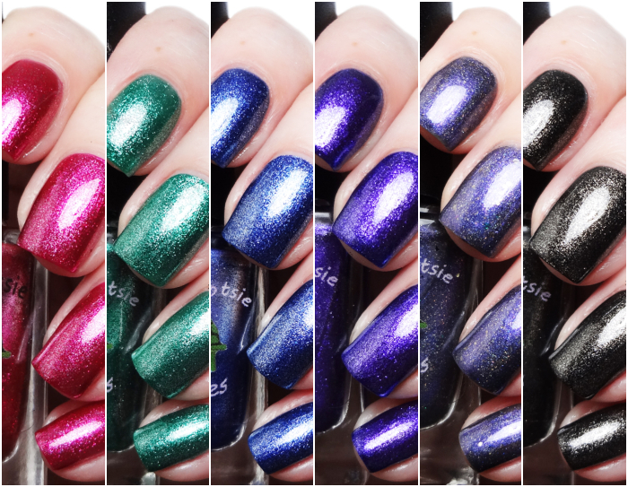 xoxoJen's swatch of Turtle Tootsie Black Friday Collection