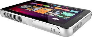 ZTE SPRO Plus, Tablet multifungsi Proyektor (Foto: beritateknologi.com
