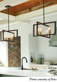 Feiss - Kitchen Island Pendant Lighting