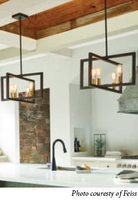 Feiss - Kitchen Island Pendant Lighting