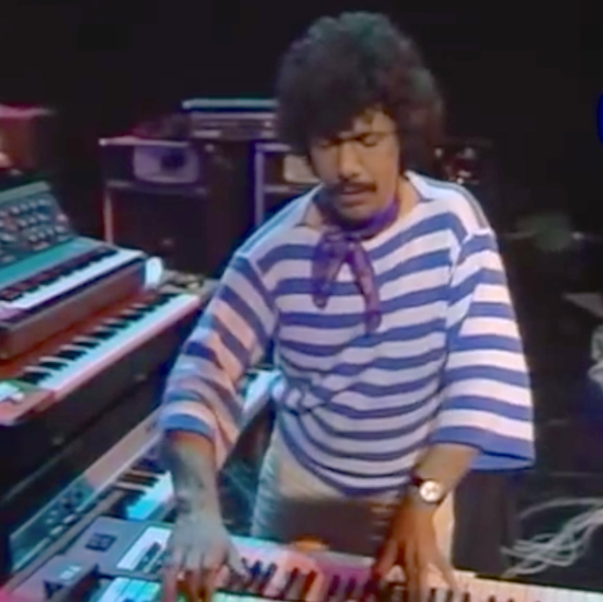 DJ Jason Palma salutes the late Chick Corea