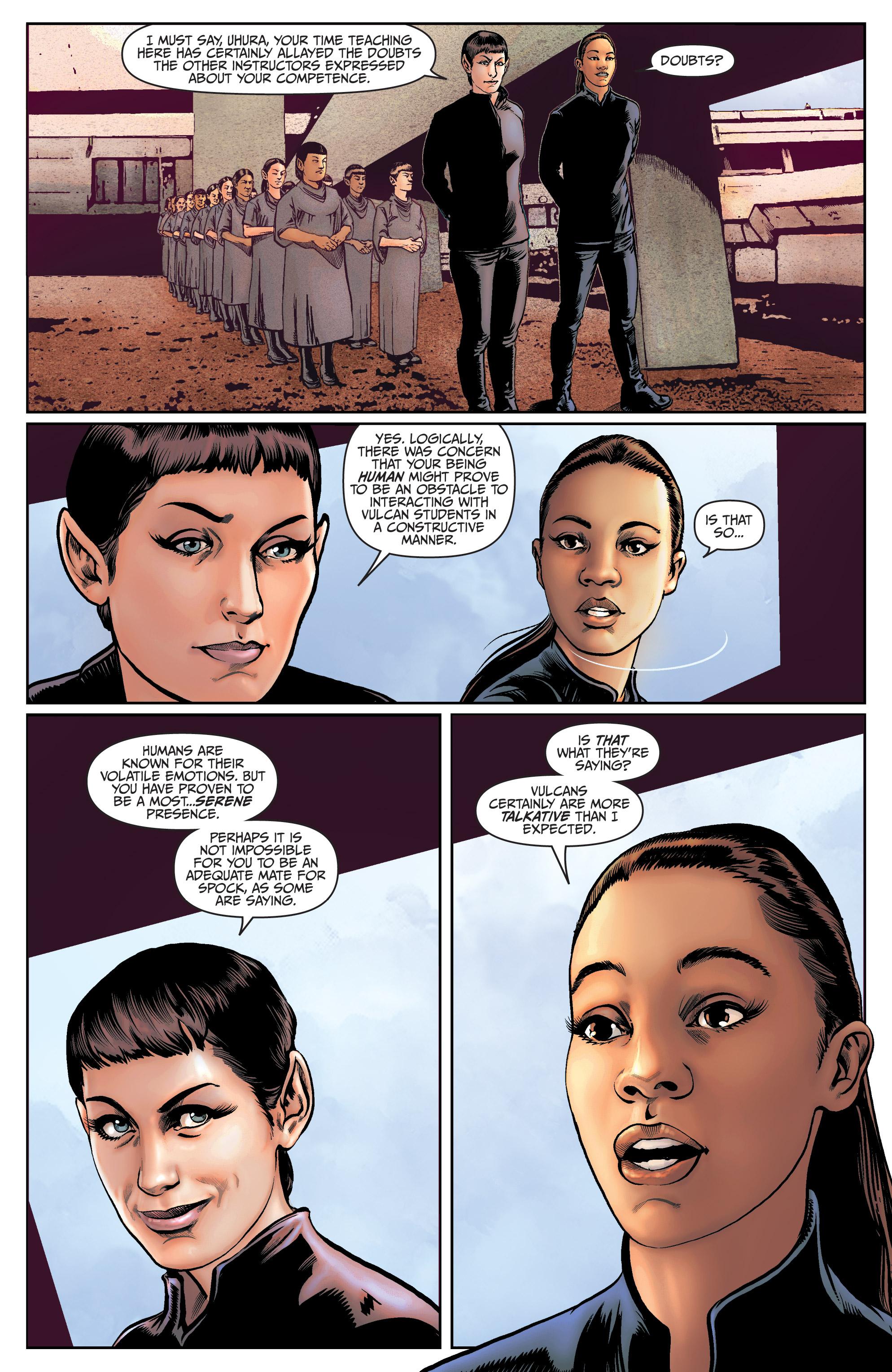 Read online Star Trek: Boldly Go comic -  Issue #9 - 12
