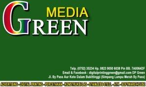 CV . Media Green