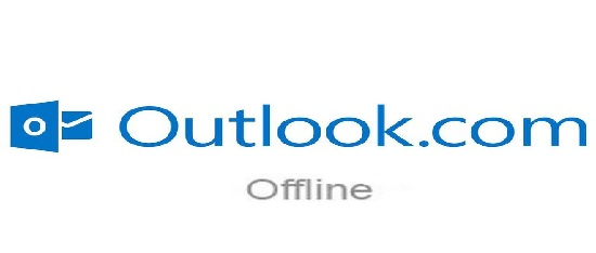 Cómo trabajar en Outlook.com sin conexión