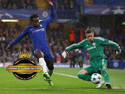 Gawang Ibrahim Sehic Dibobol Paling Banyak Oleh Chelsea Skor: 6-0