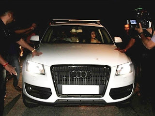 which car alia bhatt has