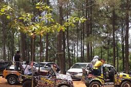 Paket Wisata Jogja 1 Hari  : Candi Borobudur - Jeep Lava Tour Merapi + Malioboro