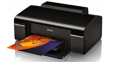 Printer Epson Stylus Photo T60 dengan 6 tinta warna