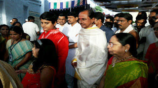 After 2 Years, KCR target Andhrollu again! | Andhra news daily