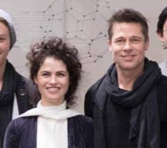 Brad Pitt say đắm nữ giáo sư xinh đẹp và tài giỏi Neri Oxman - Ảnh 2