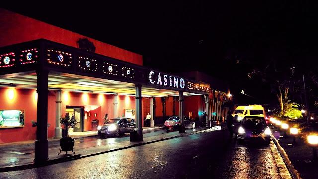 Casino Iguazú, em Puerto Iguazú.