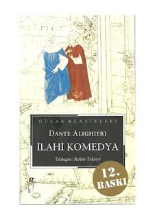 İlahi Komedya – Dante Alighieri PDF indir