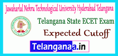 Telangana State Engineering Common Entrance Test Expected Cutoff