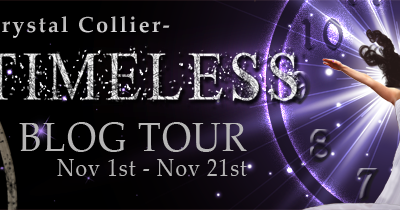 Crystal Collier's Timeless Blog Tour