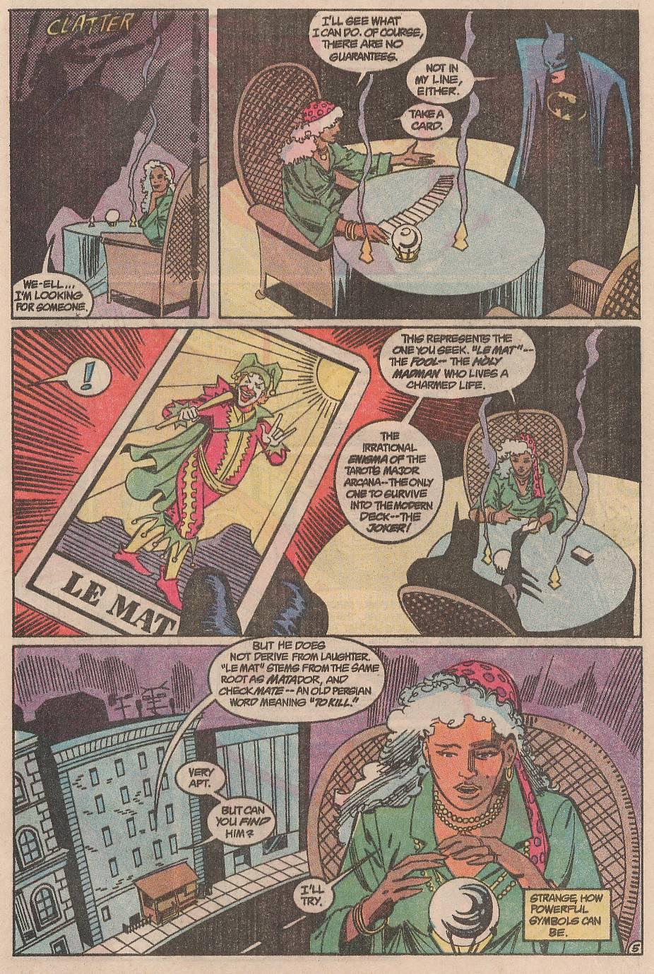 Detective Comics (1937) 617 Page 5