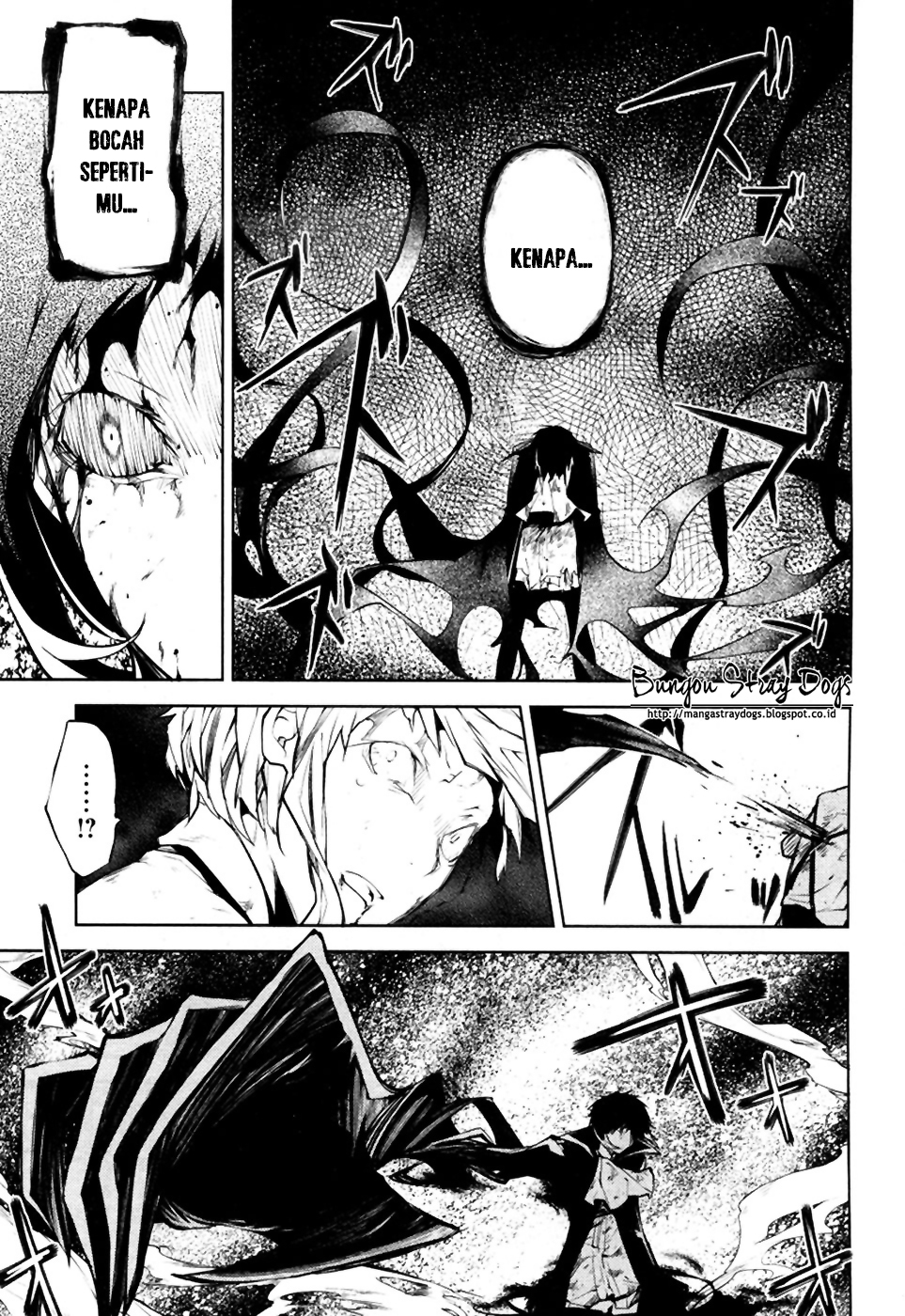 Bungou Stray Dogs Chapter 12-26