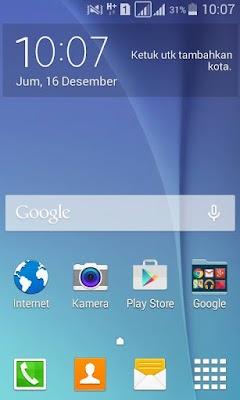 Stock Rom Samsung Galaxy J1 Ace SM-J110G flash via Recovery