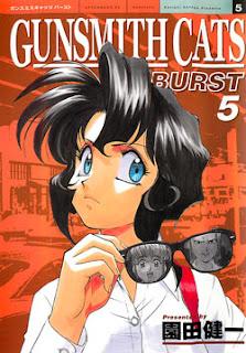 ガンスミスキャッツバースト 第01-05巻 [Gunsmith Cats Burst vol 01-05]