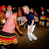 Billionaire Virgin founder Richard Branson dances African cultural dance (photo)