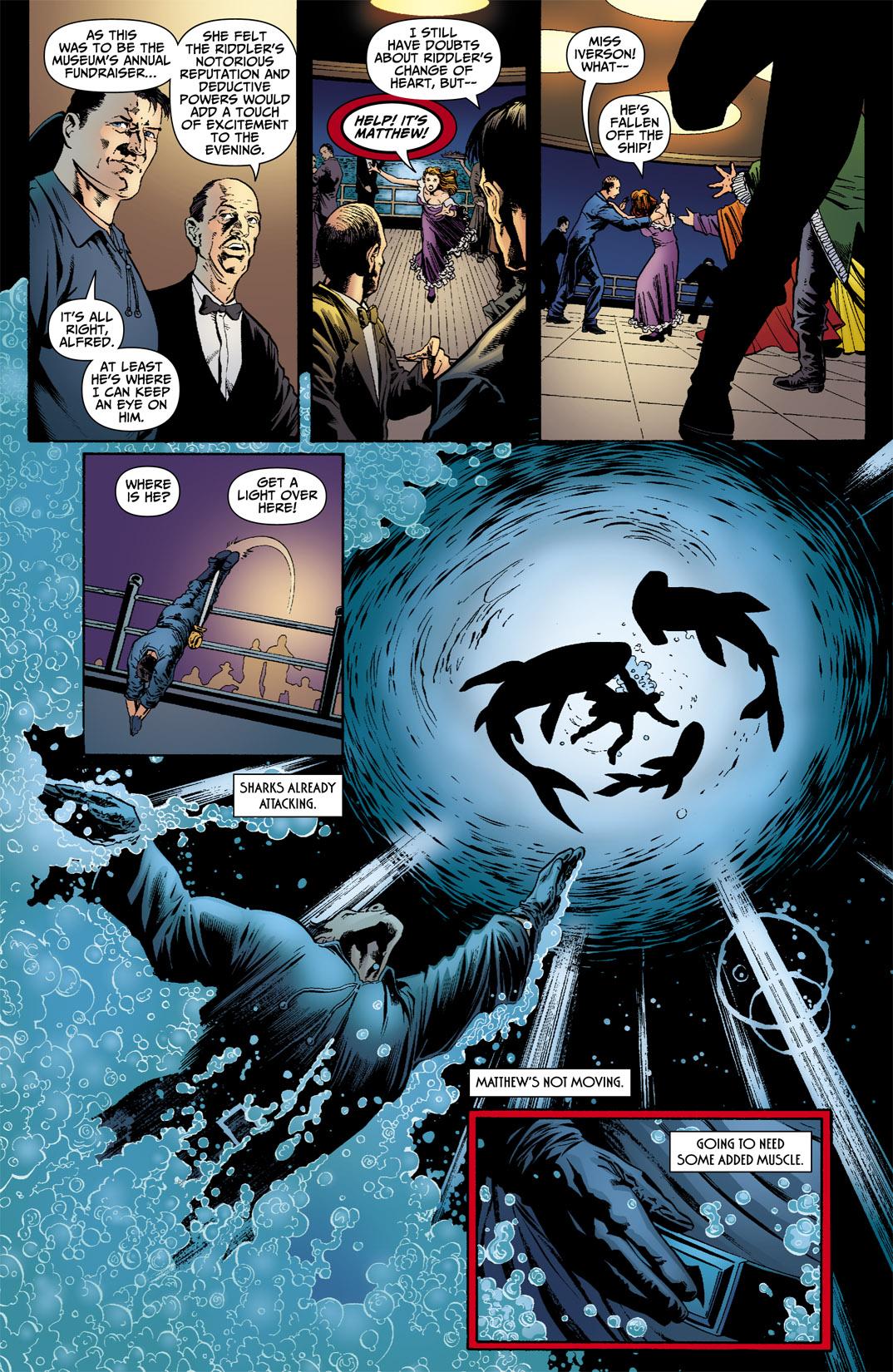 Detective Comics (1937) 828 Page 3