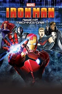 Watch Iron Man: Rise of Technovore Online Free in HD