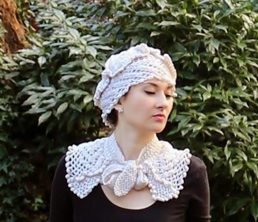czapka z kolnierzem ggw fashion gallery