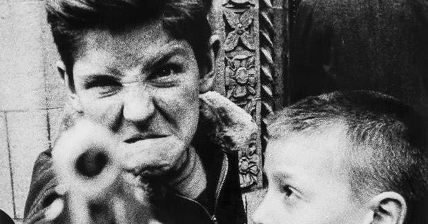 I dieci insegnamenti di William Klein sulla Street Photography - Klein Vs Bresson
