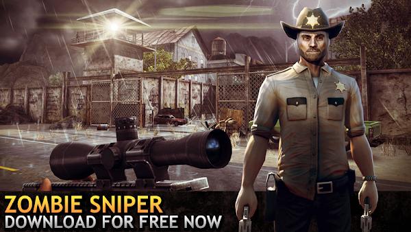 Last Hope Sniper - Zombie War: Shooting Games FPS 1.55 | Mod Money APK