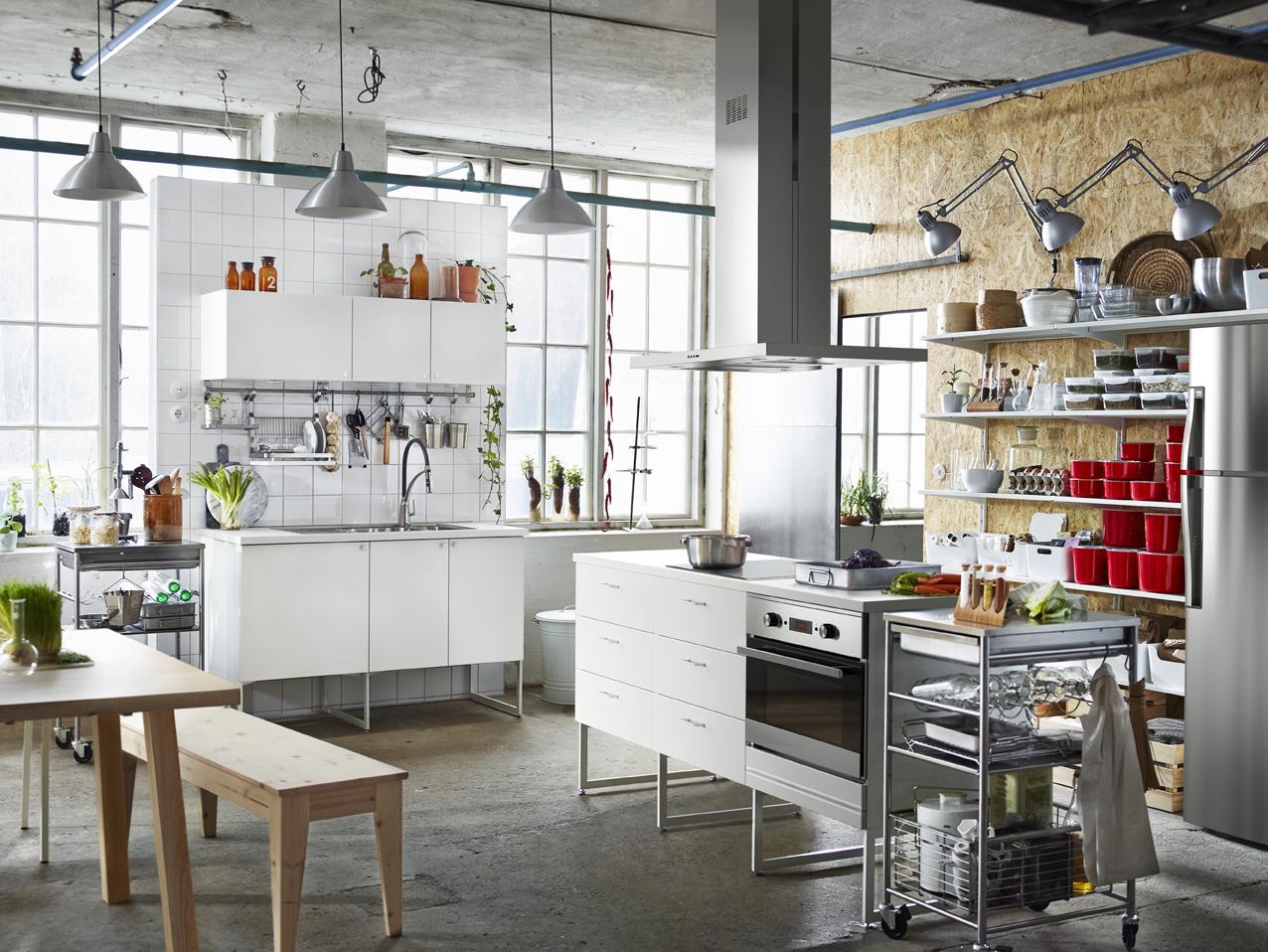 Novedades ikea 2016 todo gira entorno a la cocina for Modelo de cocina 2016