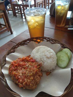 Geprek Bensu Lampung