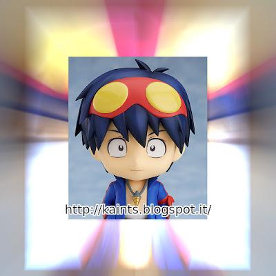 Da Tengen Toppa Gurren Lagann ecco la versione Nendoroid di Simon