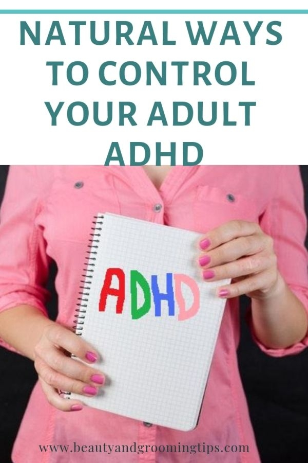 woman with ADHD banner