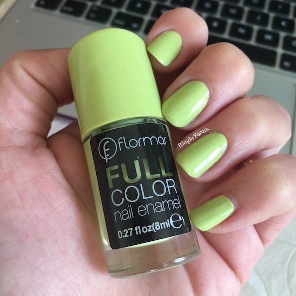flormar full color oje fc21 source of energy 3