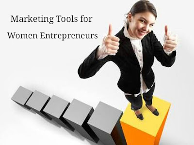 Marketing Tools for Women Entrepreneurs