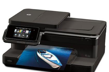 Driver Stampante HP Photosmart 7510  Download Gratuito